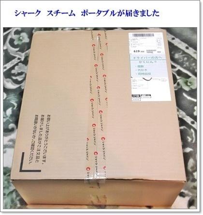 シャークスチームポータブルが届きました.JPG